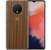 dskinz OnePlus 7T Skin Zebra-Holz