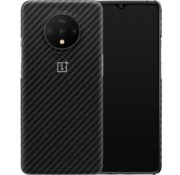 OnePlus 7T Karbon Protective Case Schwarz