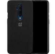 OnePlus 7T Pro Bumper Case Nylon Schwarz
