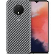 dskinz OnePlus 7T Skin Kohlenstoff Grau