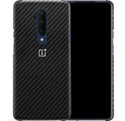 OnePlus 7T Pro Karbon Protective Case Schwarz