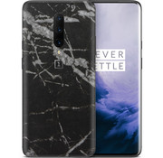 dskinz OnePlus 7T Pro Skin Schwarzer Marmor