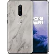 dskinz OnePlus 7T Pro Skin Marmor Weiß