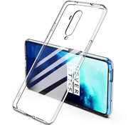 OPPRO OnePlus 7T Pro TPU-Hülle Transparent