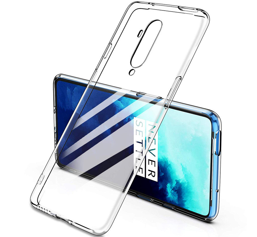 OnePlus 7T Pro TPU-Hülle Transparent