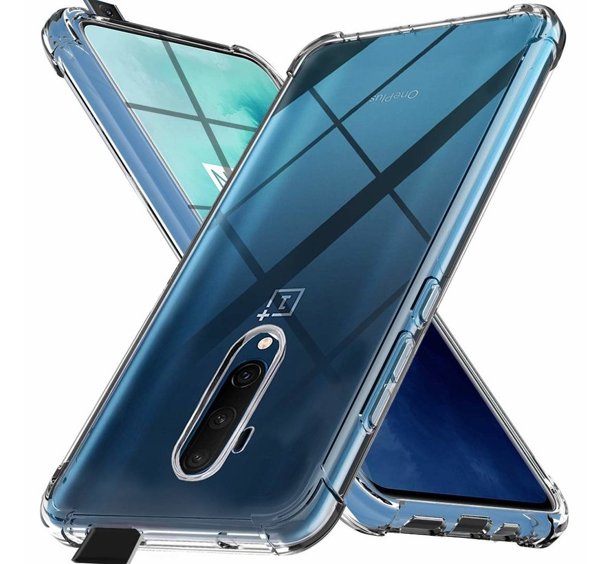 OnePlus 7T Pro Hülle TPU Shock Proof Transparent