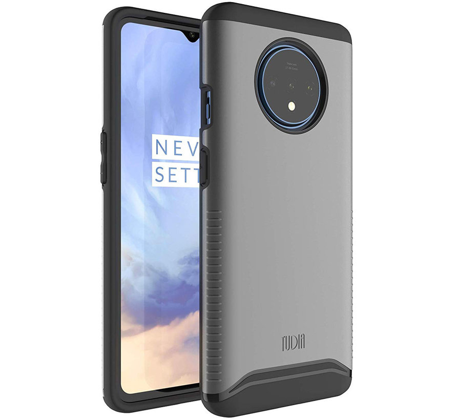 OnePlus 7T Hülle Merge Grau