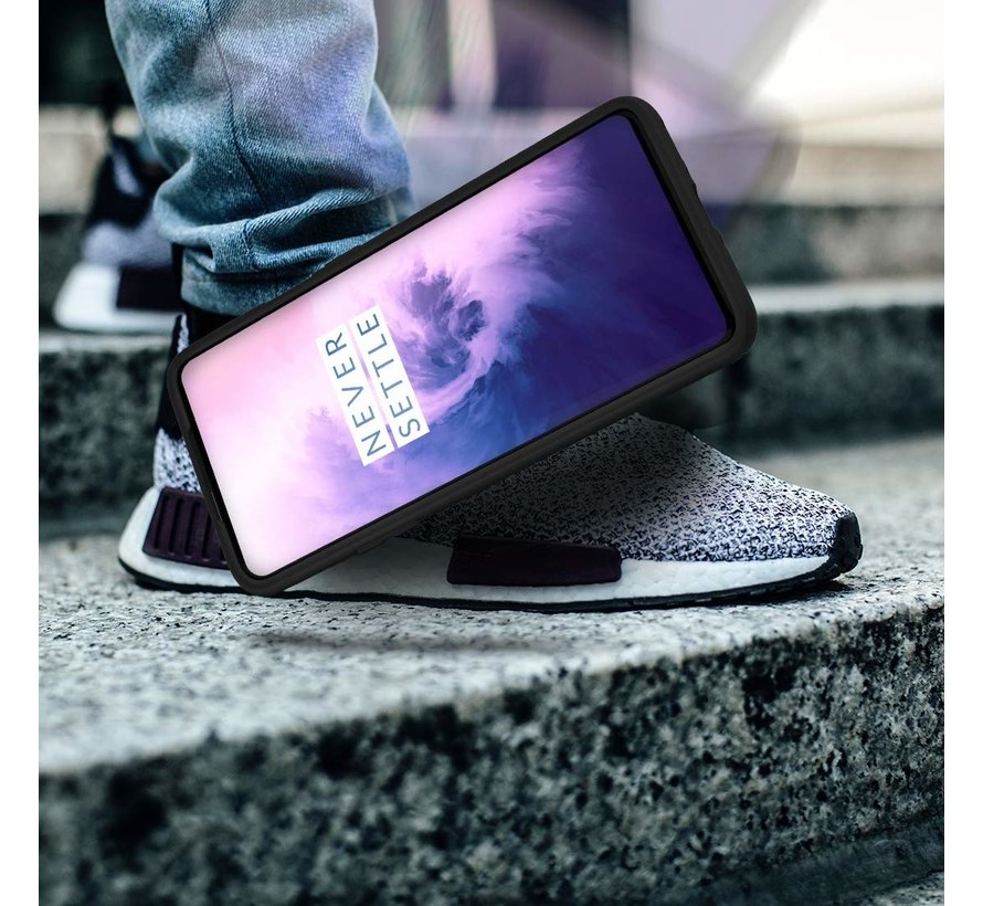 OnePlus 7T Pro Hülle Merge Rosa
