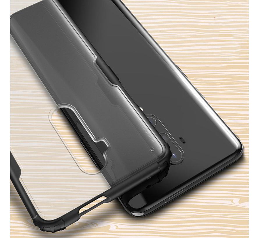 OnePlus 7T Pro Merge Bumper Case Schwarz