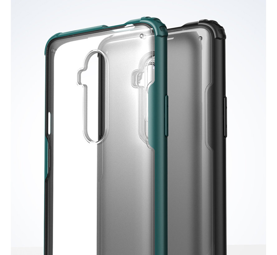 OnePlus 7T Pro Merge Bumper Case Rot