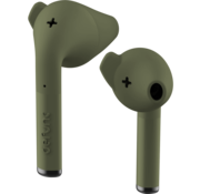 Defunc OnePlus Bluetooth-Ohrhörer TRUE GO Grün