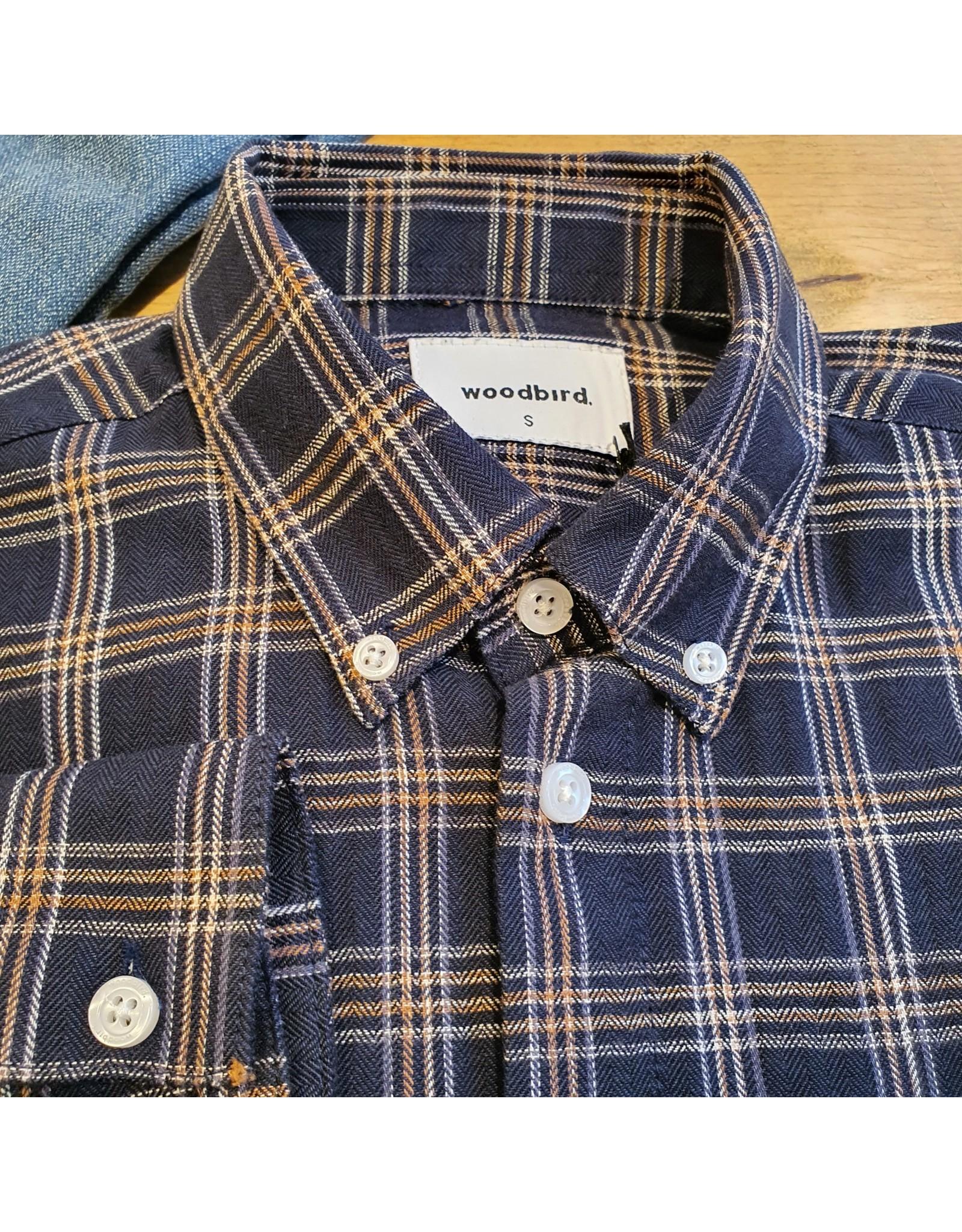 Woodbird Klarxo Check Shirt