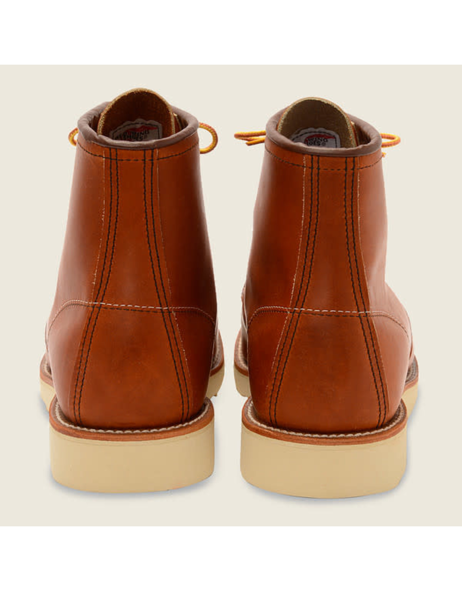 Red Wing Shoes 0875 Classic MocToe