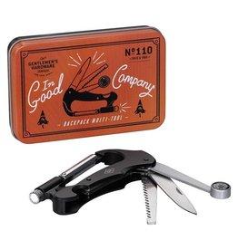 Gentlemen's Hardware Backpack Multi Tool