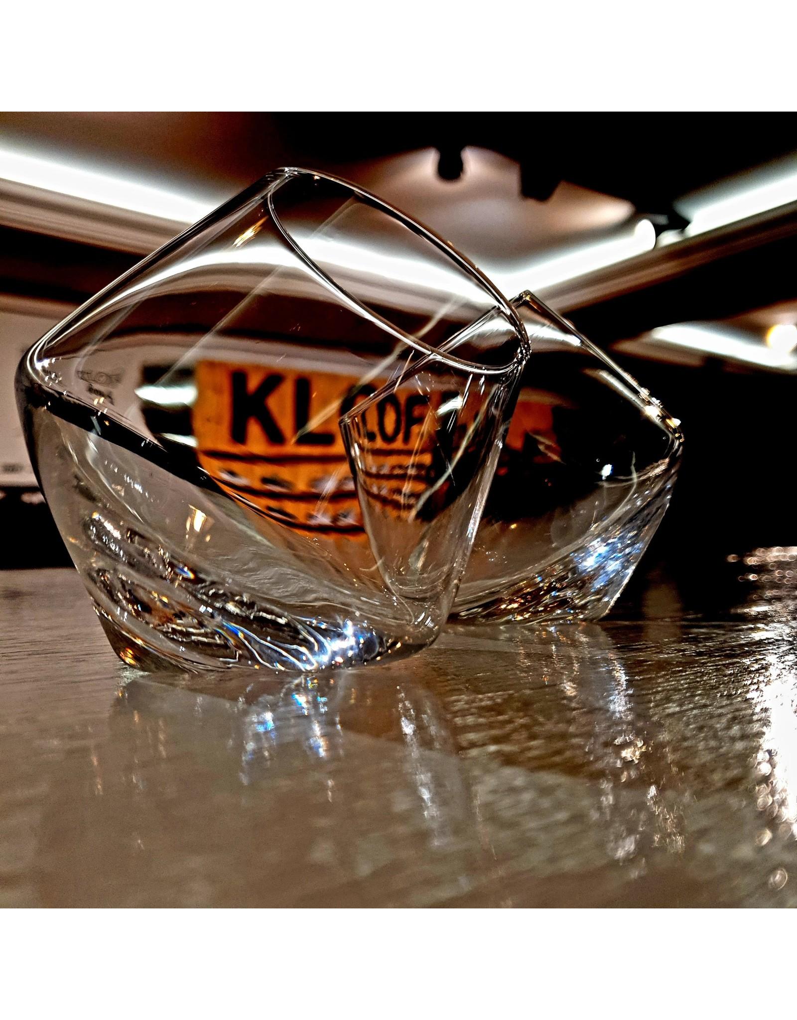 Gentlemen's Hardware Rocking Whiskey Glasses