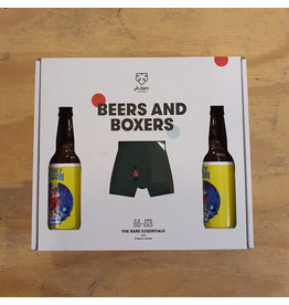 A-dam Underwear Beers And Boxers