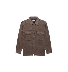 Woodbird Glixto Wool Overshirt