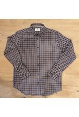 Anerkjendt Akkonrad Check Brushed Shirt