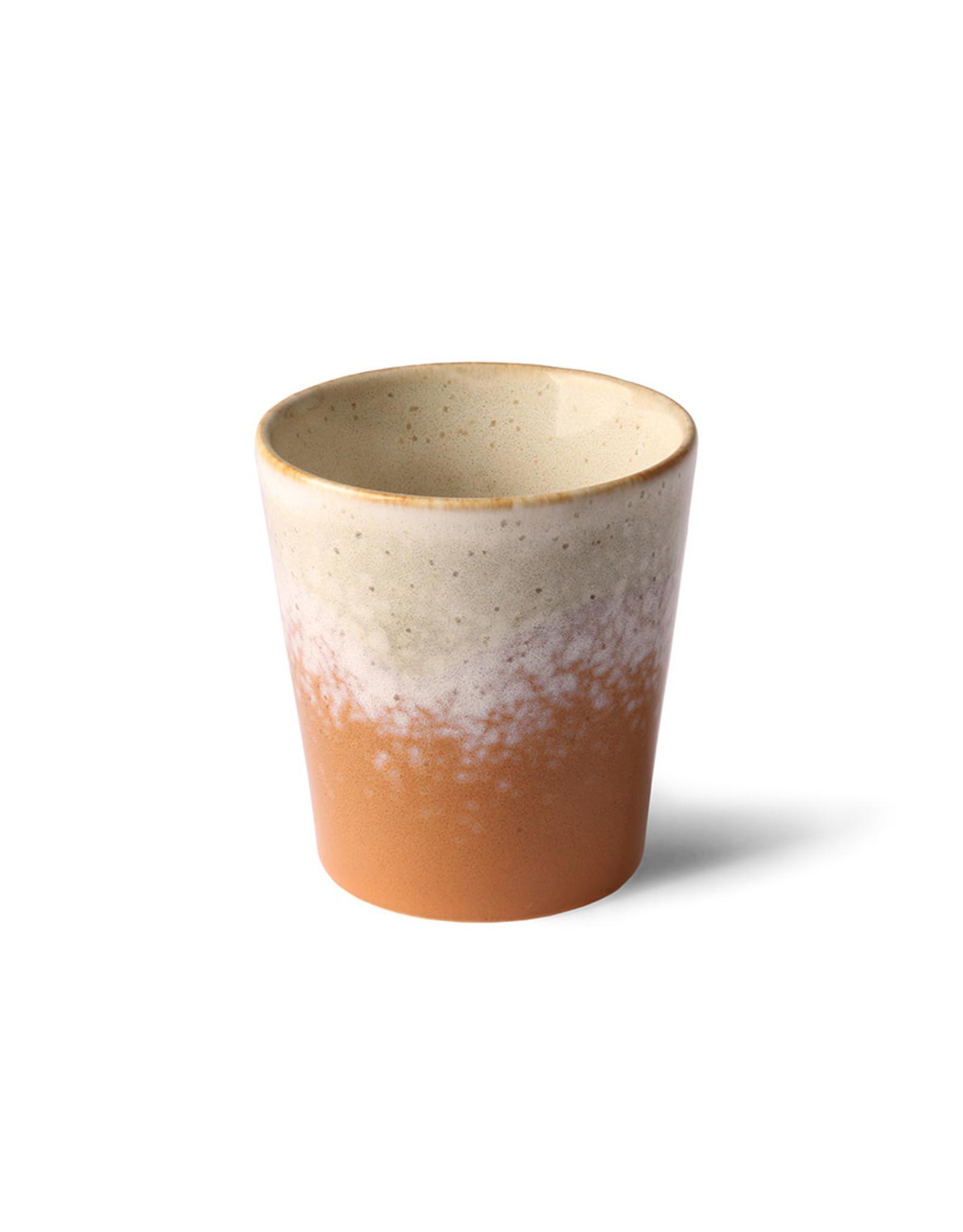HKliving Ceramic 70's Mug ACE6906
