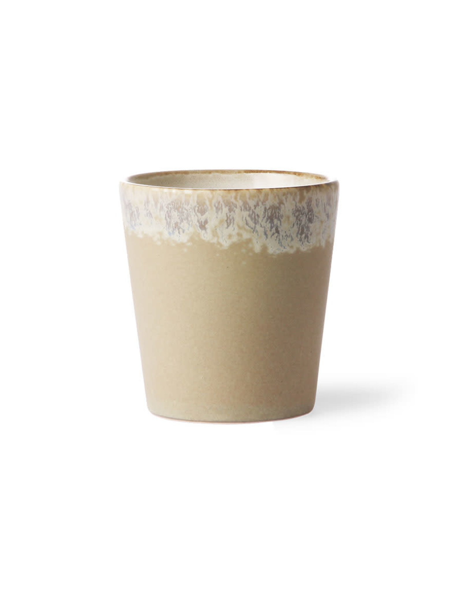 HKliving Ceramic 70's Mug ACE6786