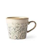 HKliving Ceramic 70's Cappuccino ACE6866
