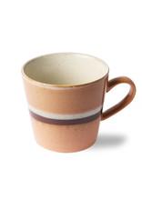 HKliving Ceramic 70's Cappuccino ACE6865