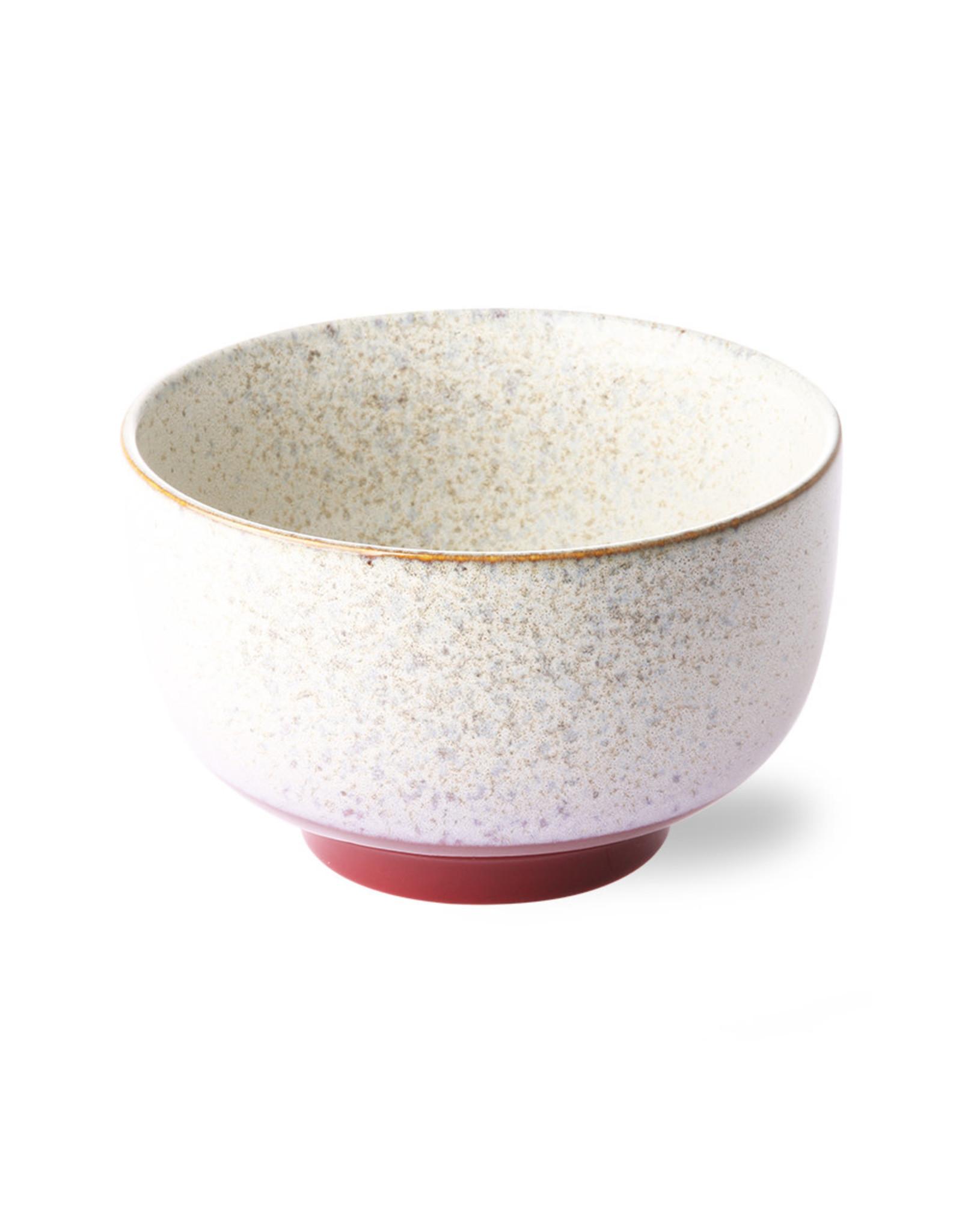 HKliving Ceramic 70's Bowl
