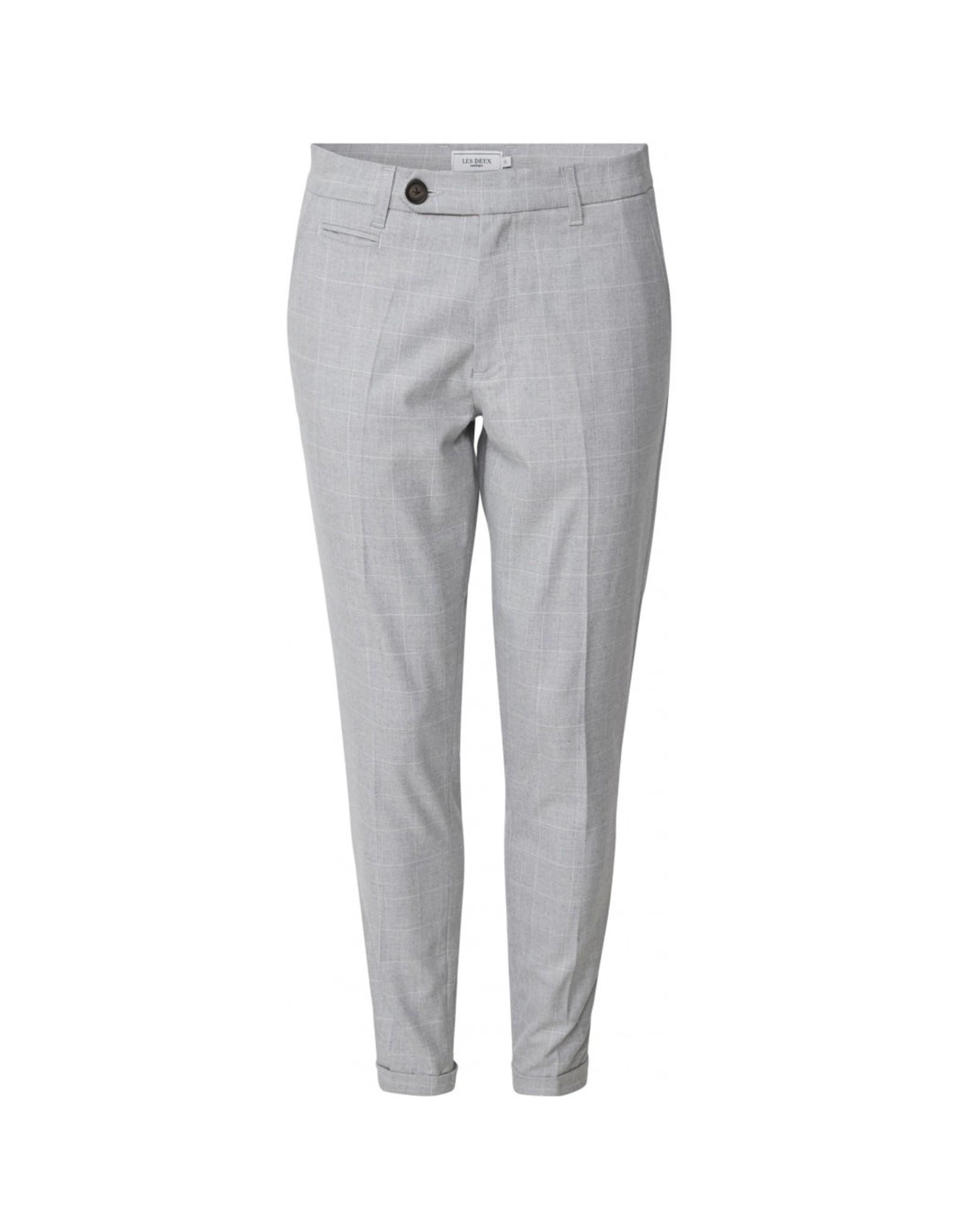 Les Deux Copenhague Como Check Suit Pants