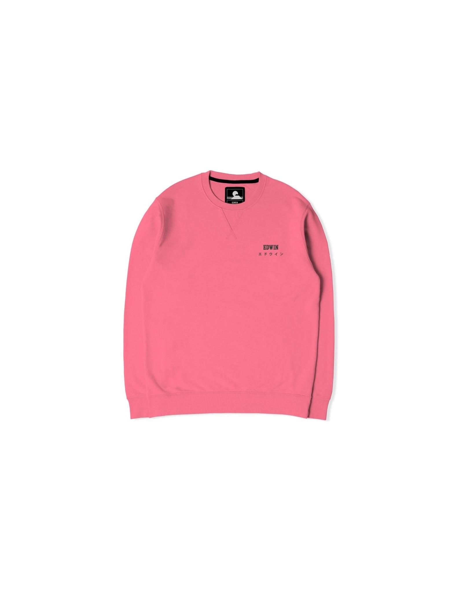 Edwin Base Crew Sweater