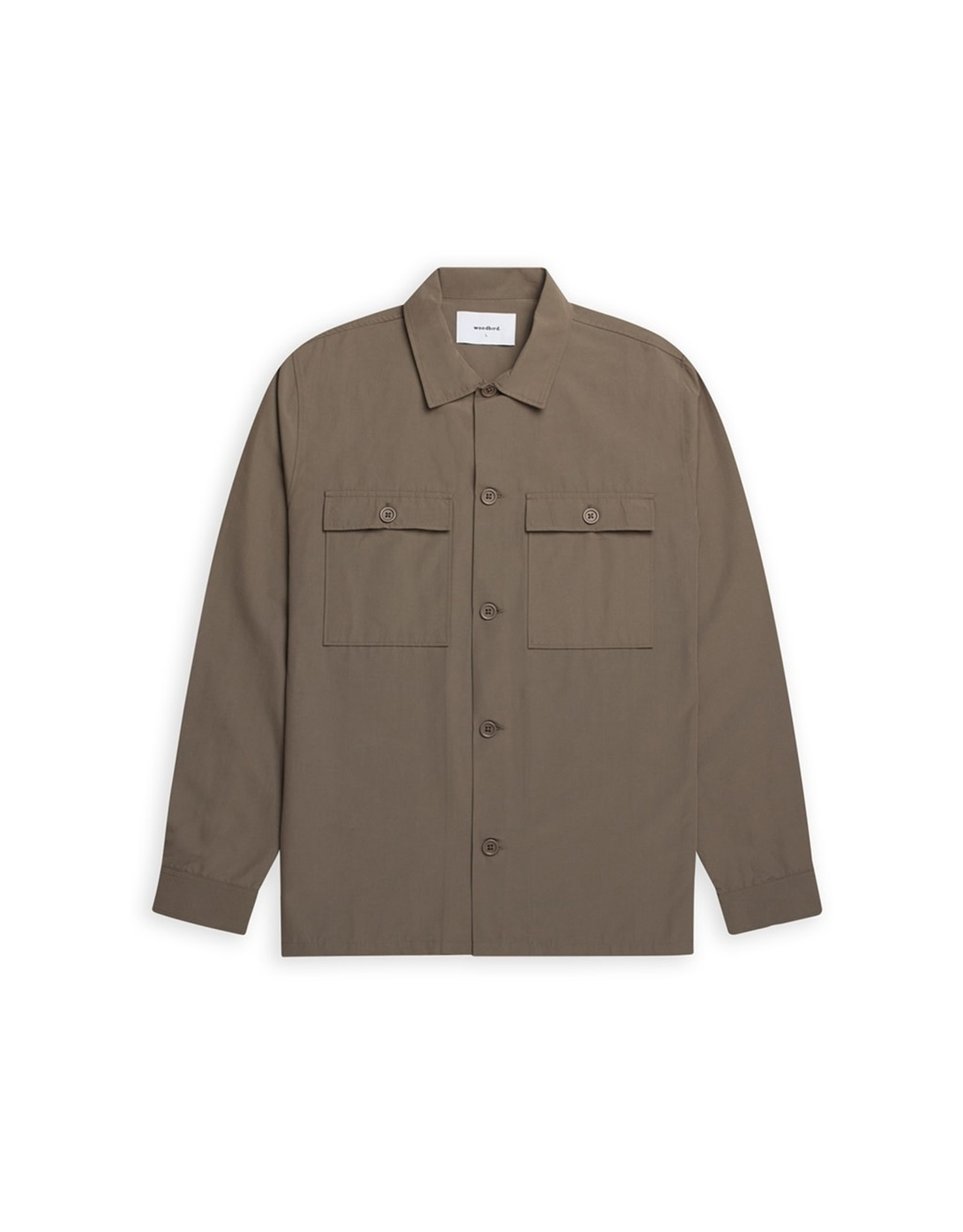 Woodbird Craix Forest Shirt