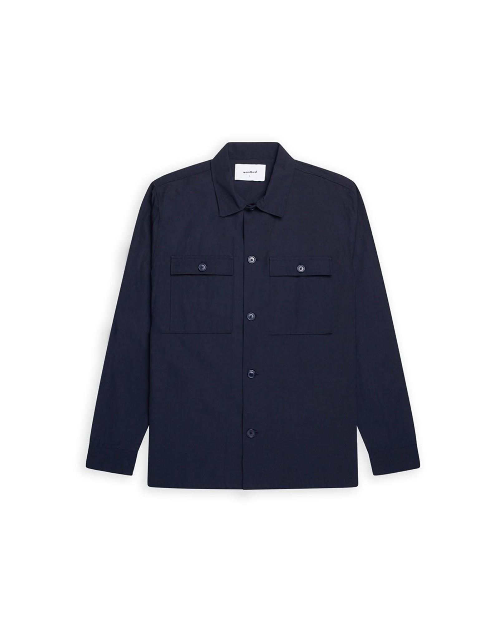 Woodbird Craix Forest Shirt