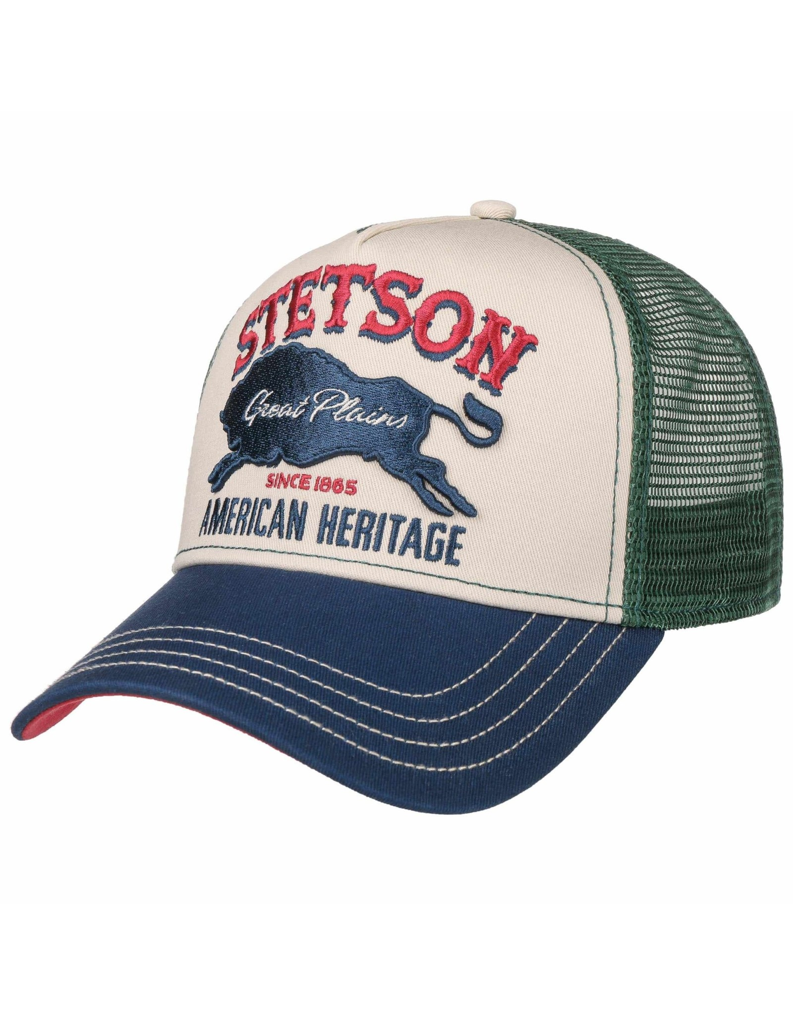Stetson The Plains Trucker Cap
