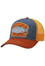 Stetson Fishermen's Bay Trucker Cap
