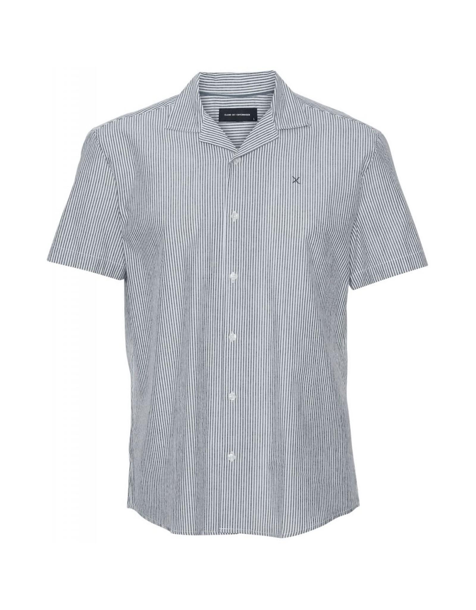 Clean Cut Copenhagen Bowling Otto Short Sleeve Shirt