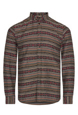 Anerkjendt Akkonrad Jacquard Inka Shirt