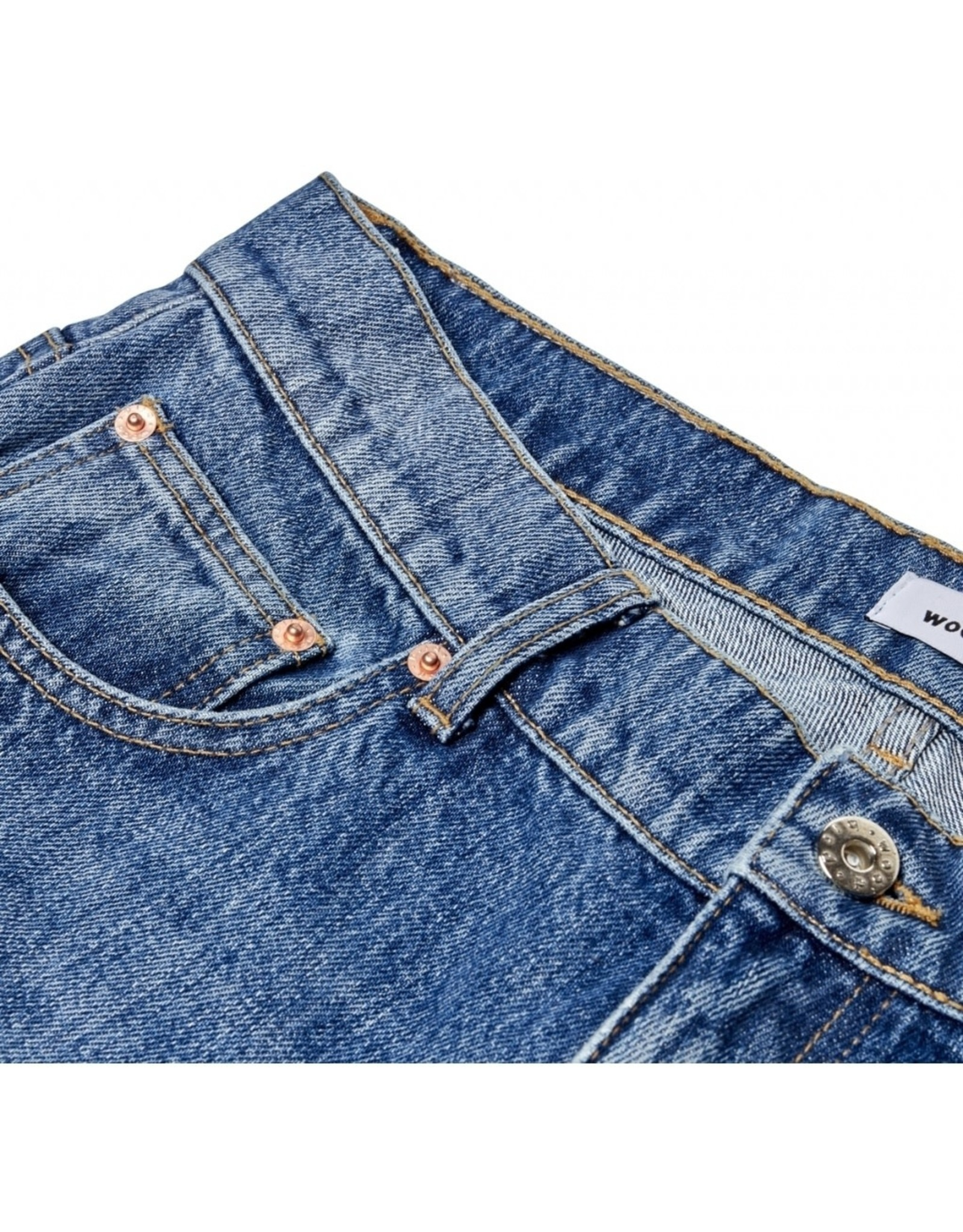 Woodbird Doc Blue Vintage Jeans