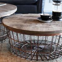 Een mooie salontafel is onmisbaar!