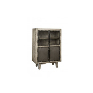 RENEW Tower Living RENEW Iron cabinet - 4-deurs