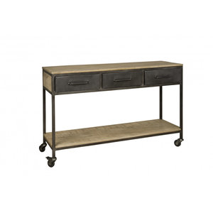 RENEW Tower Living RENEW Iron side-table