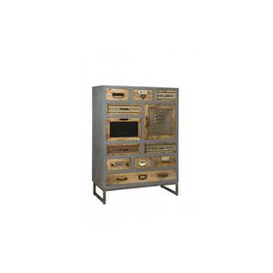 RENEW Cabinet 90x40x125