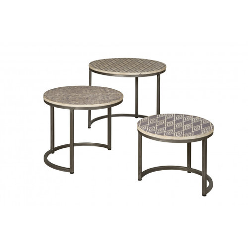 RENEW Coffeetable, set van 3