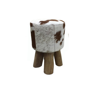 RENEW Tower Living RENEW Stool bruin-wit