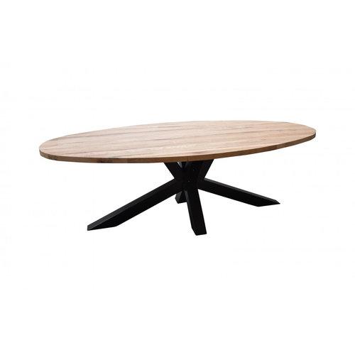Tower Living Tower Living - Andros tafel 220 cm incl. onderhoudspakket