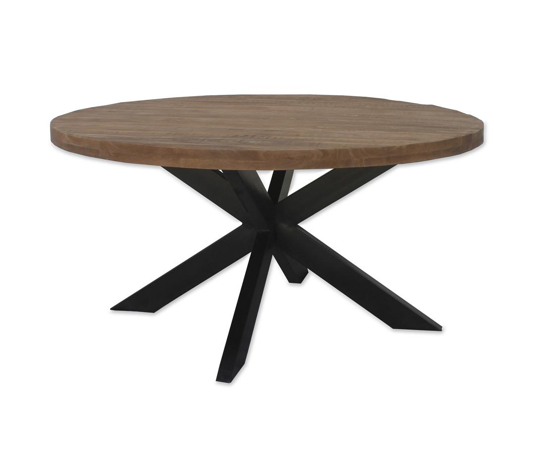 Brix Brix - Sturdy Round - Ronde tafel | 140 cm