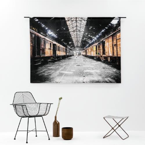 Urban Cotton Urban Cotton Wandkleed | Depot