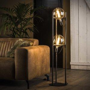 Industriële Vloerlamp | Seattle | 2xØ20
