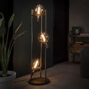 Industriële Vloerlamp | Seattle | 3xØ20