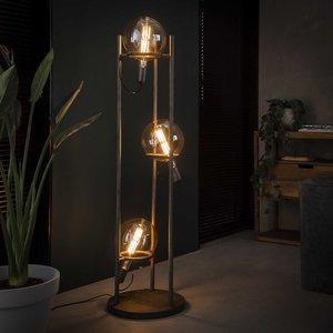 Max Wonen Industriële Vloerlamp | Seattle | 3xØ20
