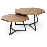 Salontafel set Octagon