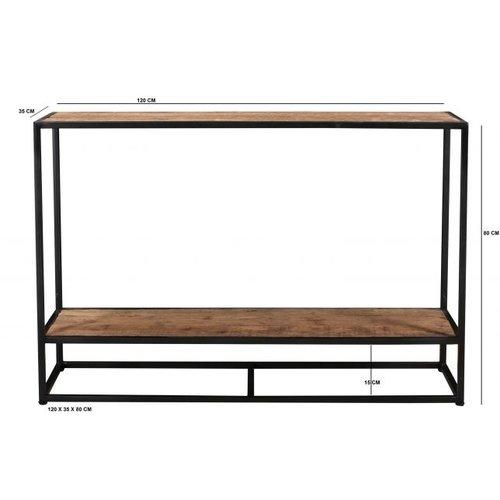 Livingfurn Livingfurn |  sidetable Dakota 120 cm